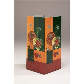 Wholesale Closeouts - Holiday Luminaries - Set of 6