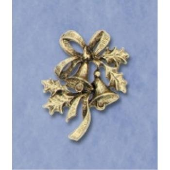 Wholesale Christmas Bells Lapel or Hat Pins