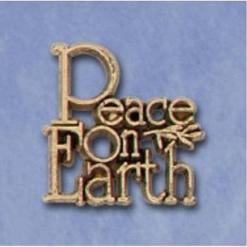 Wholesale Peace on Earth Lapel or Hat Pins