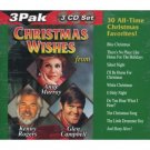 Wholesale Christmas Wishes 3CD Set Anne Murray, Kenny Rogers