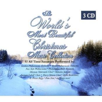 Wholesale The World's Most Beautiful Christmas Music 3CD Set