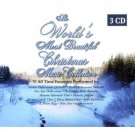 Wholesale The World's Most Beautiful Christmas Music 3CD Set