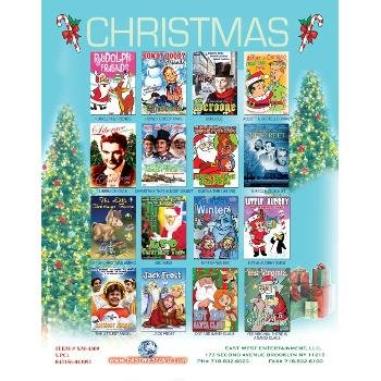 Wholesale Christmas Movie and Cartoon Assortment 1