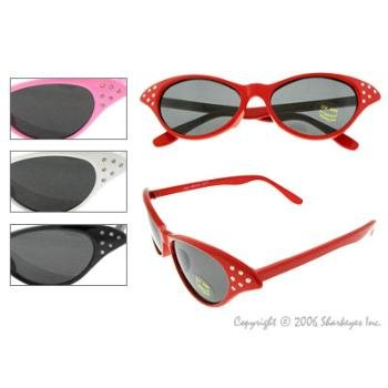Wholesale Partytime Costume Cat Eye Sunglasses