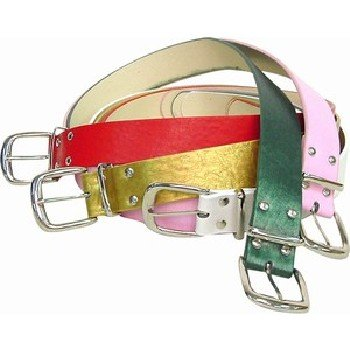 Wholesale Ladies' Belts, 10 Assorted Colors