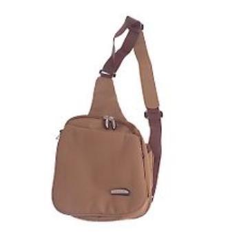 Wholesale Travelon Elliptical Microfiber Bag - Coffee