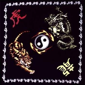 Wholesale Dragon and Tiger Yin Yang Bandanas