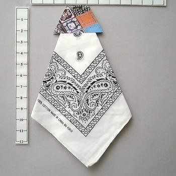 Wholesale White Bandana