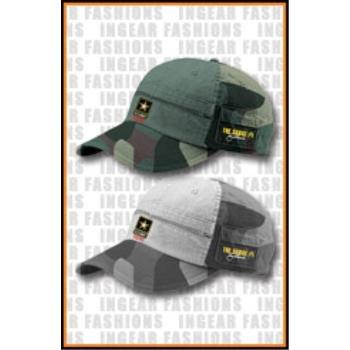 Wholesale US Army Utility Baseball Cap