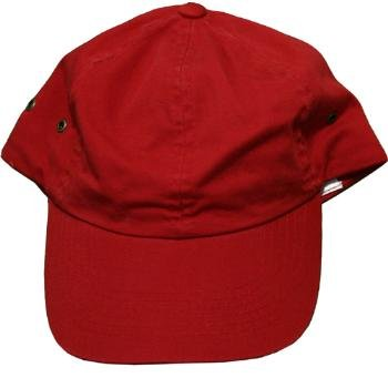 Wholesale Red Twill Runners Cap