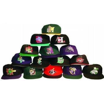 Wholesale Minor League Baseball Cap Mix