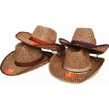 Wholesale Cowboy Straw Hat