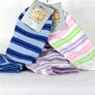 Wholesale Ladies 9-11 Ankle Sock - Assorted Colors/Design