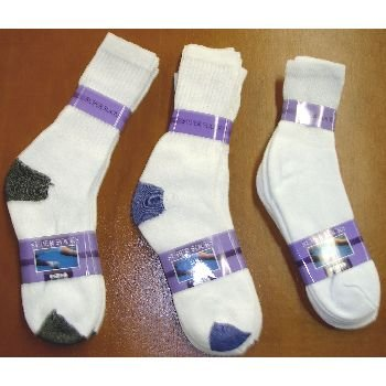 Wholesale Mens' Sport Crew Socks