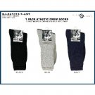 Wholesale Big Jacks Crew Socks - 1 Pack