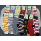 Wholesale Ladies' Computer Pattern Socks..HOT SELLER