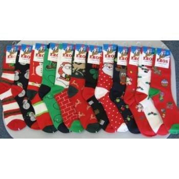 Wholesale Kids Christmas Socks..HOT SELLER