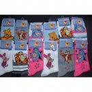 NEW! Wholesale Disney POOH and Friends Ankle Socks
