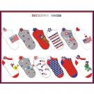 Wholesale Patriotic Socks