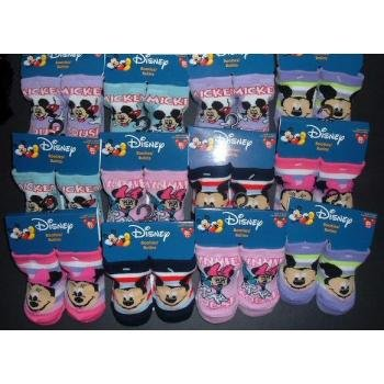 NEW! Wholesale Mickey & Minnie Booties