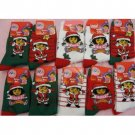 NEW! Wholesale Dora The Explorer Christmas Ankle Socks