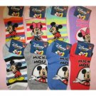 NEW! Wholesale Disney Mickey & Minnie Ankle Socks