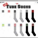 Wholesale Old School 1Pk Tube Socks