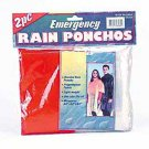 Wholesale 2-Piece Emergency Rain Ponchos