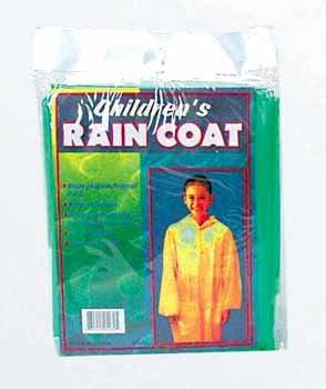 Wholesale Children's Rain Coat