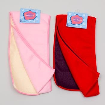 NEW! Wholesale Kids Polar Fleece Scarf