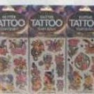 Wholesale Assorted Glitter Tattoos