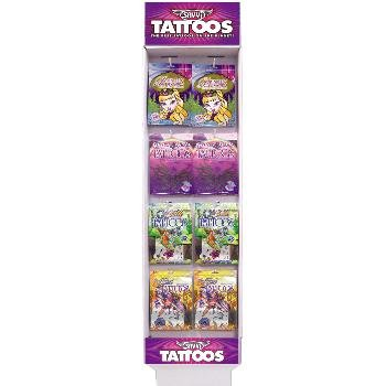 Wholesale Girls Theme Bag of Tattoos in Power Panel