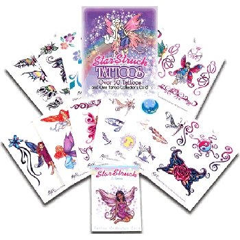 Wholesale Starstruck Temporary Tattoo