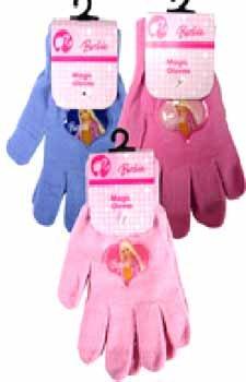 Wholesale Barbie Magic Gloves