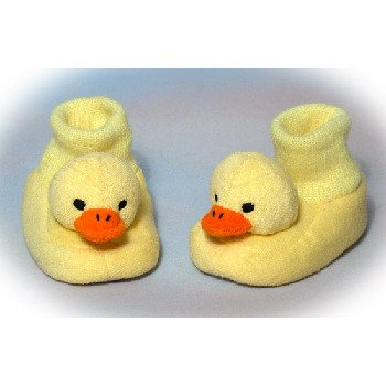 Wholesale Duck Infant Booties