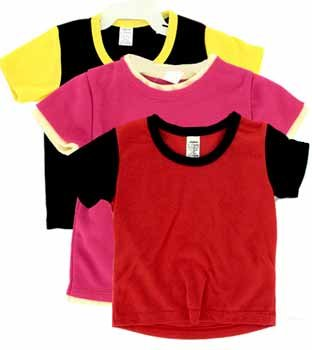 Wholesale Assorted Boy and Girl T-Shirts