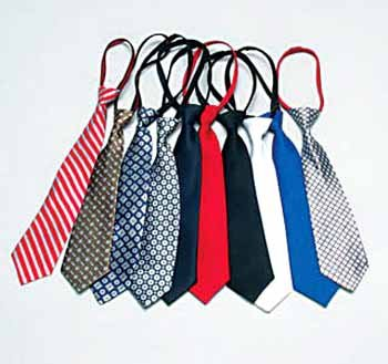 Wholesale Children Print/Solid Ties