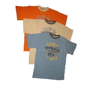 Wholesale Calvin Klein T-Shirt Boys Sizes 8-16