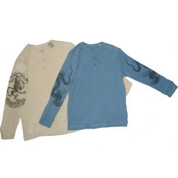 Wholesale Guess Henley Shirt