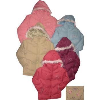 Wholesale Girls Hooded Jacket