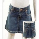 Wholesale Girls' Denim Skirt
