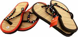 Wholesale Bamboo Sandals