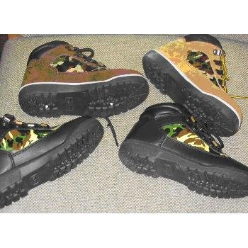 Wholesale Children's Camo Boots