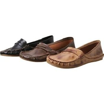 Wholesale Womens Moccasin Style Shoe