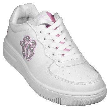 Wholesale Women's Fubu 92 White Shoe