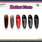 Wholesale Ladies Basic Ballet Flats