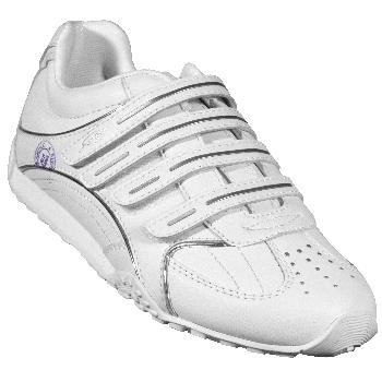 Wholesale Women's Fubu Striker White Shoe