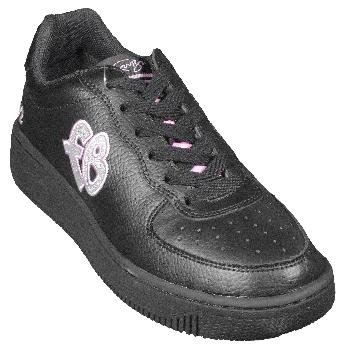 Wholesale Women's Fubu 92 Black Shoe