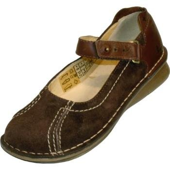 Wholesale Women's Dr Marten's Brown Mary Jane