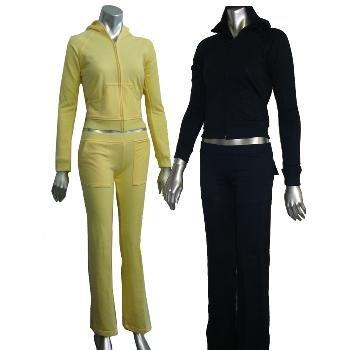 Wholesale Closeouts - Womens Hot Cotton 2 Piece Set